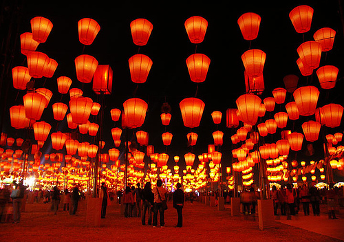 weekend edition lantern festival to light up dtla kw downtown la
