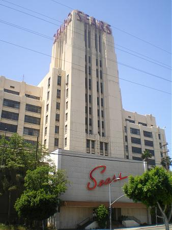 Sears, Roebuck & Company Mail Order Building (Los Angeles, California)