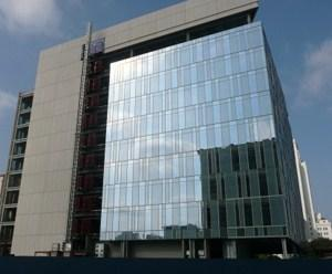 The new Los Angeles Police Headquarters (Los Angeles, California)