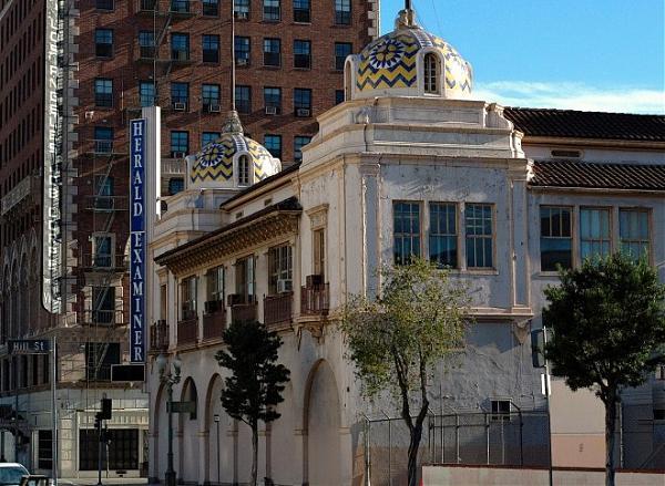 Herald Examiner Building - 1914 (Los Angeles, California)(Los Angeles, California)