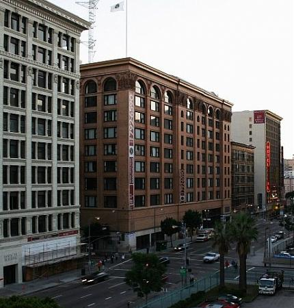 The Pacific Electric Building